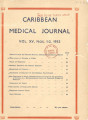 Caribbean Medical Journal 1953 Vol. XV Nos. 1-2
