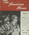 Jamaican Nurse 1972 Vol. 12 No. 1