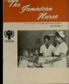 Jamaican Nurse Journal 1979 Vol. 19 No. 1