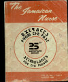 Jamaican Nurse 1986 Vol. 25 Nos. 1-3