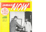Jamaica Now Aug. 1959 Vol .2 No.2