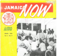 Jamaica Now Mar. 1960 Vol.2 No. 9