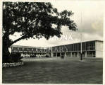 Registry building at UWI, Mona
