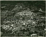 Aerial view of University College of the West Indies, Mona, the  University College Hospital  of...