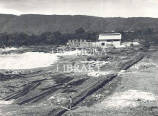 University College Hospital of the West Indies - under construction, 1951