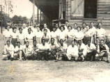 First Undergraduate class of the University College of the West Indies, 1948