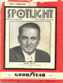 Spotlight Vol. 16 No. 5 1955