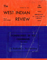 THE WEST INDIAN REVIEW_New Series_Vol. 6_No. 5_MARCH 26 1955
