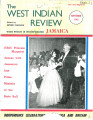 THE WEST INDIAN REVIEW_New Series_Vol. 7_No. 9_September 1962