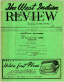 THE WEST INDIAN REVIEW_New Series_Vol. 4_No. 3_Autumn 1947