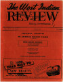 THE WEST INDIAN REVIEW_New Series_Vol. 6_No. 3_Autumn 1948