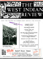 The West Indian Review_Vo. 6_No. 8_June 1940