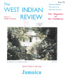 THE WEST INDIAN REVIEW_New Series_Vol.5_No. 6_June 1960