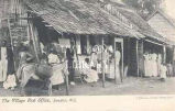 The Village Post Office, Jamaica, W.I