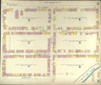 000033 - Insurance plan of Port of Spain, Trinidad.