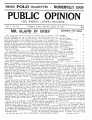 PUBLIC OPINION _Vol.1 _No.26_August 14,1937