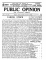 PUBLIC OPINION _Vol.1 _No.50_January 29,1938