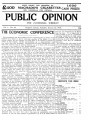 PUBLIC OPINION _Vol.1 _No.49_January 22,1938