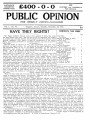 PUBLIC OPINION _Vol.1 _No.44_December 18,1937