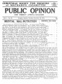 PUBLIC OPINION _Vol.1 _No.41_November 27,1937