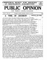 PUBLIC OPINION _Vol.1 _No.36_October 23,1937
